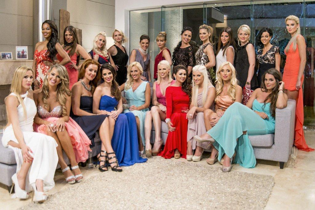 Diese 22 Teilnehmerinnen kämpfen ab dem 22. Januar bei RTL um einen Mann, um ... Foto: RTL/Kass