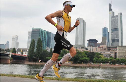 Ironman Timo Bracht verrät Siebtklässlern Motivationstricks