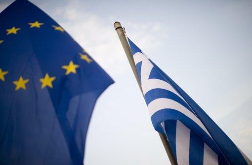 Europa überweist immer neue Hilfsgelder an Griechenland. Foto: dapd