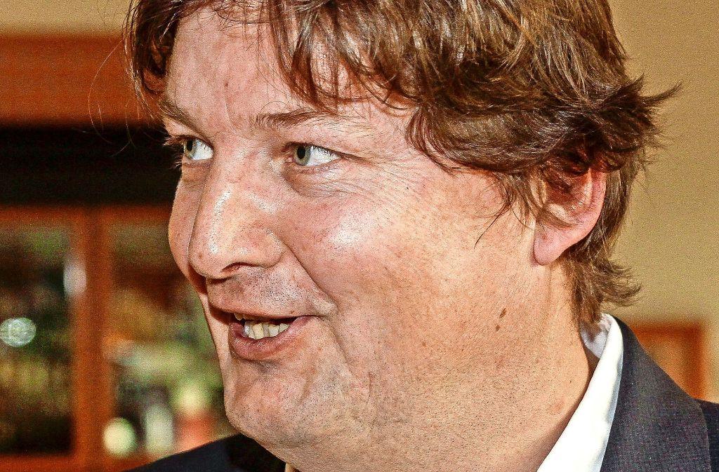 Der Regensburger Rechtsanwalt Ulrich Weber ist nach  dem Treffen in einem  Stuttgarter Hotel ohne konkreten Auftrag wieder abgereist. Foto: factum/Bach