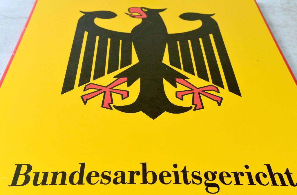 Die höchsten deutschen Arbeitsrichter haben Arbeitgebern Grenzen aufgezeigt. Foto: dpa