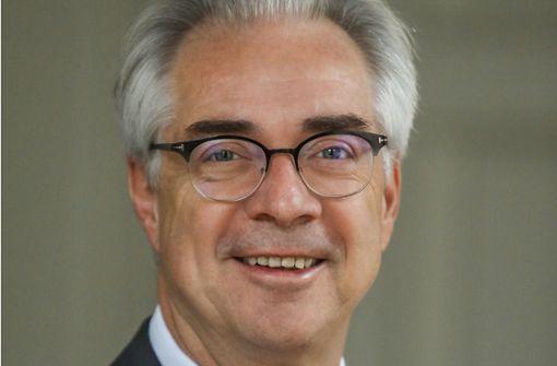 Rathauschef Pelgrim  tritt nicht mehr an