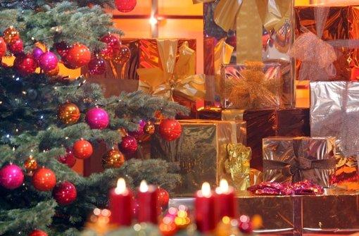 Weihnachtsgeschenke können manchmal auch keine Freude bereiten... Foto: ZB