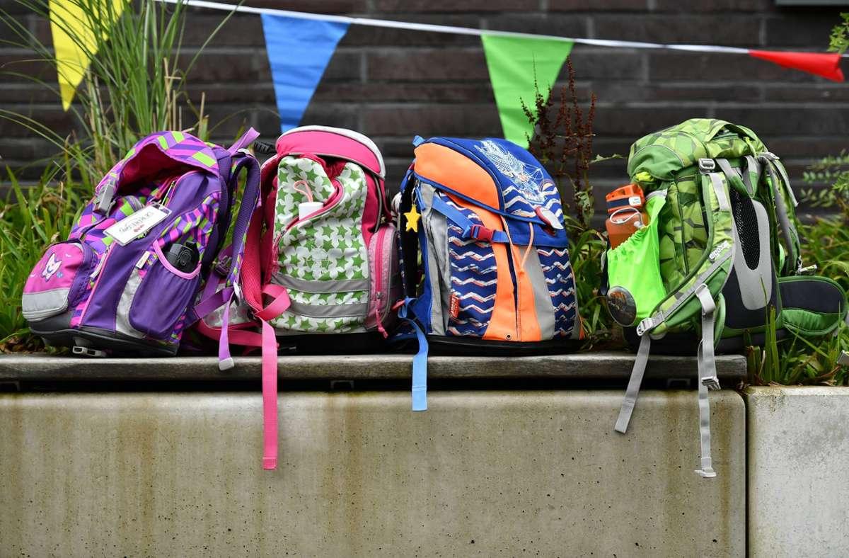 In zwei Wochen startet die Schule in Baden-Württemberg wieder. Foto: imago images/Kirchner-Media/Christopher Neundorf