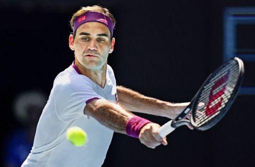 Als Roger Federer noch ein Rüpel war