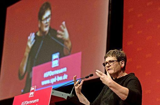 SPD-Basis lässt mächtig Dampf ab