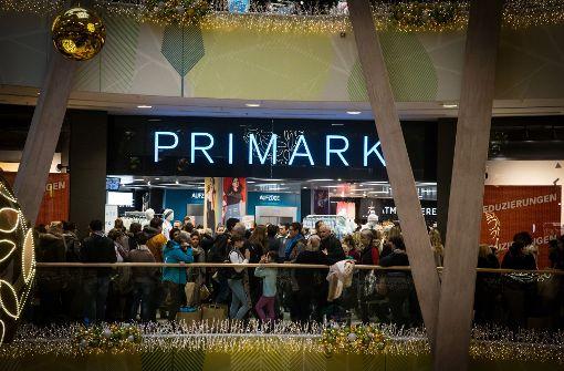 Stuttgart bekommt zweiten Primark-Store