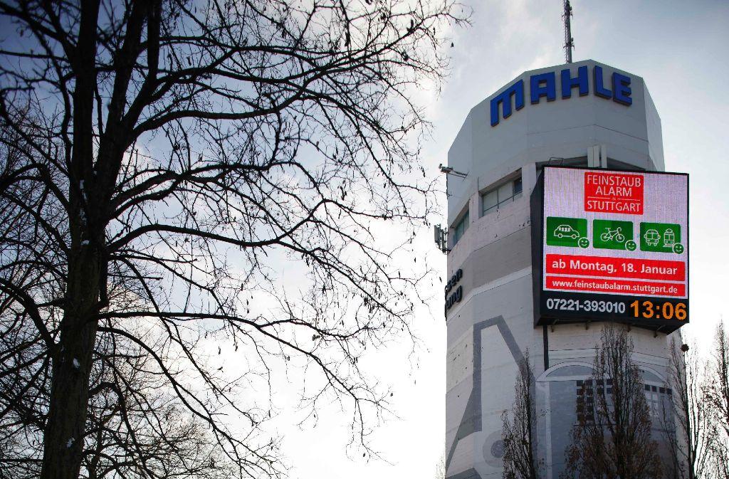 Freiwilliger Verzicht aufs Auto? Kommt für die meisten nicht in die Tüte - Feinstaub-Alarm hin oder her. Foto: Stadt Stuttgart
