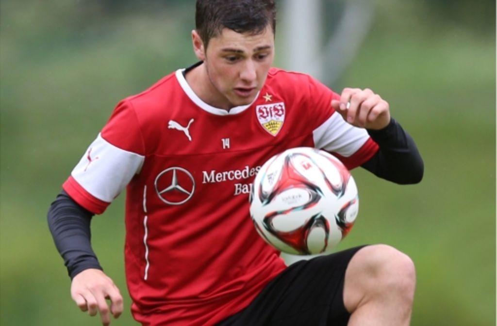 In der Rückrunde spielt Marco Rojas für den Schweizer Erstligisten FC Thun. Foto: Pressefoto Baumann