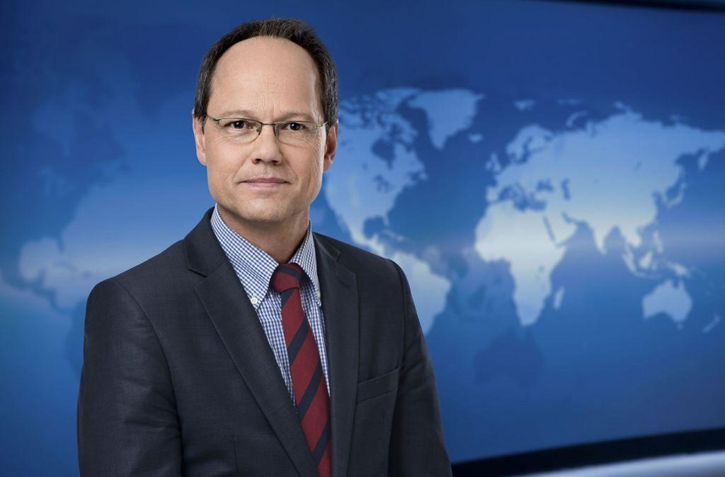 Auch Kai Gniffke, Chefredakteur von ARD-aktuell, kommt zu einer Podiumsdiskussion der AfD. Foto: NDR/Thorsten Jander