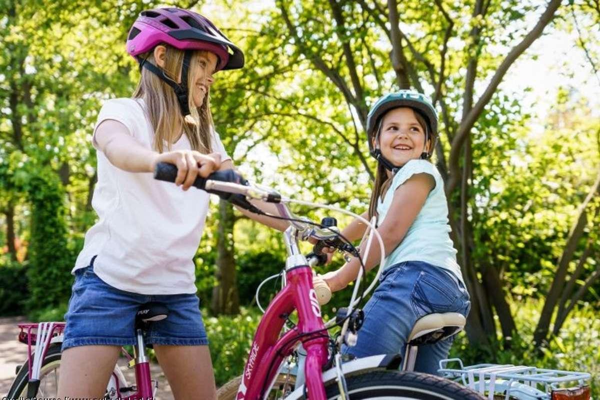 Seit 70 Jahren macht der Kinderfahrradhersteller Puky kleine Bike-Fans mobil. Zum Jubiläum wurde ... Foto: www.puky.de   pd-f