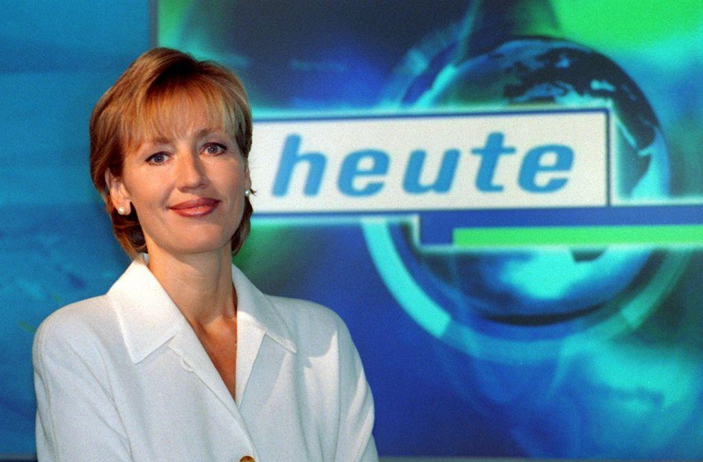 """Ihre Karriere begann beim Frauenjournal """"Mona Lisa"""", jetzt  läuft ihr Vertrag beim ZDF aus: Petra Gerster. Foto: dpa/Oliver Berg"""