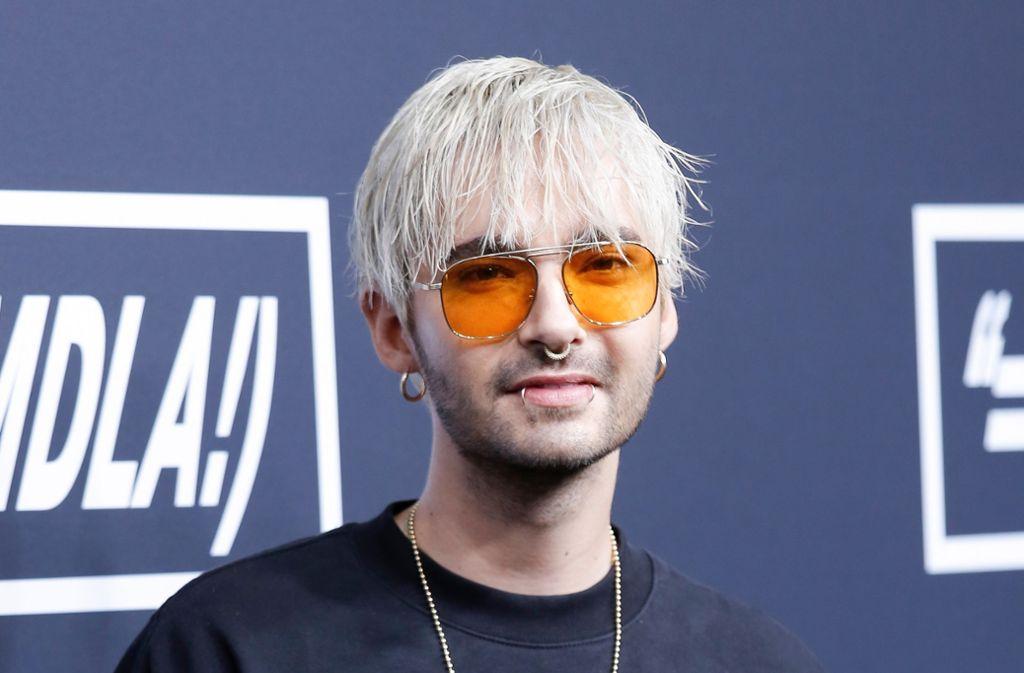 Bill Kaulitz setzt wieder Frisuren-Trends.  Leider. Foto: picture alliance/dpa