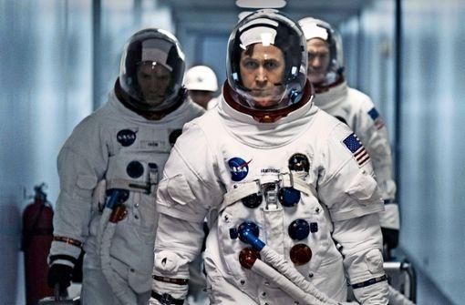 Ryan Gosling ist im All ein wenig einsam