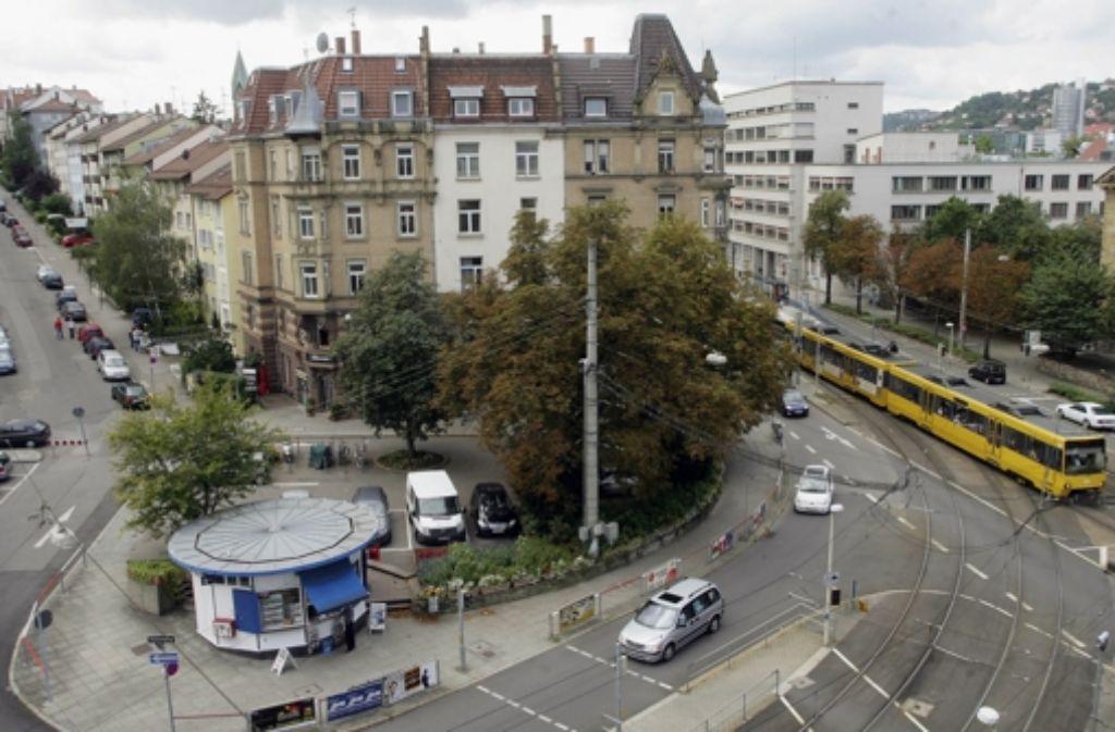 Der Stöckachplatz soll möglichst rasch schöner werden. Foto: Achim Zweygarth