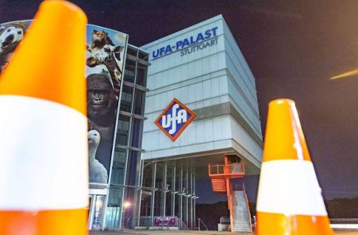Was wird aus dem Gebäude des  Ufa-Palasts?