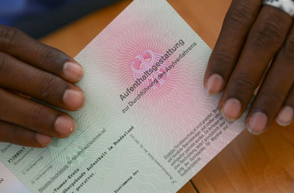 Welchem Bundesland ein Flüchtling zugewiesen wird, ist nach einer Konstanzer Studie für die Erfolgsaussichten eines Asylverfahrens mitentscheidend. Foto: dpa