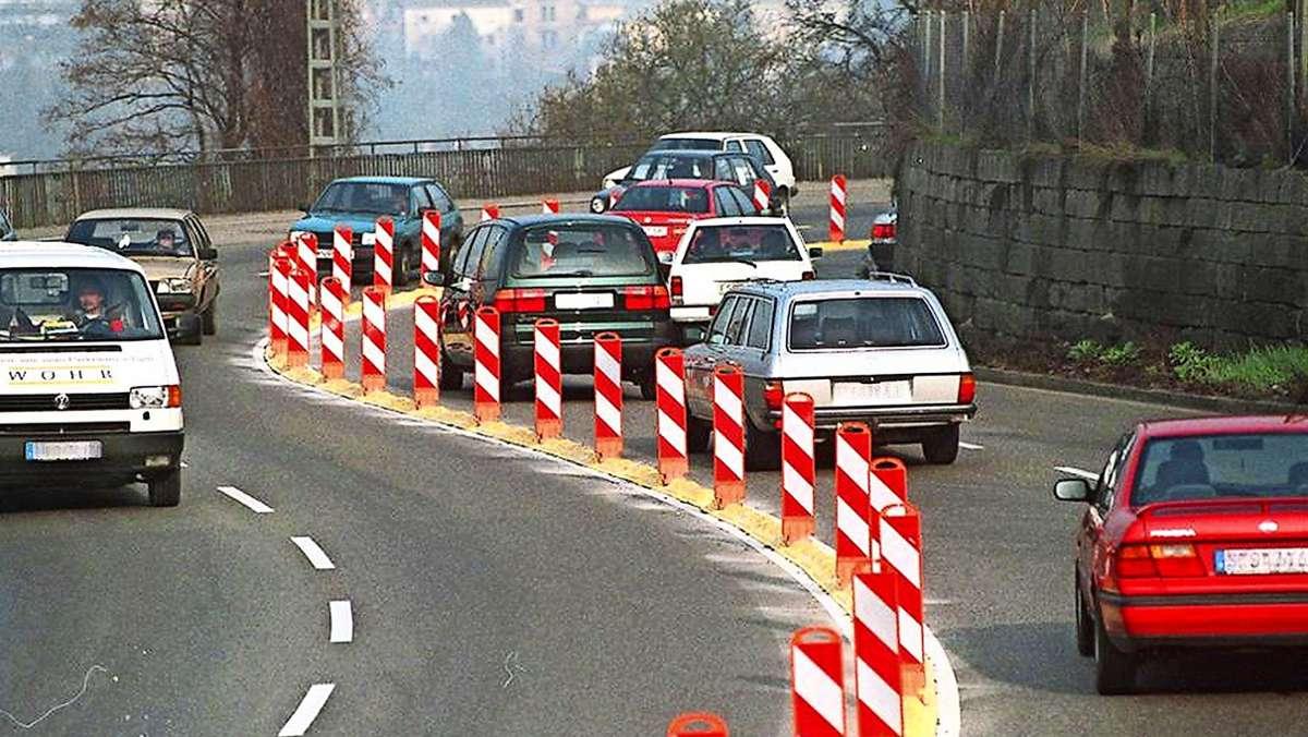 Warum eine Unfallkurve fast schon ein Stuttgarter Wahrzeichen ist