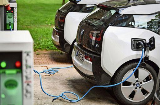 Landratsamt gibt Gas bei der  Elektromobilität