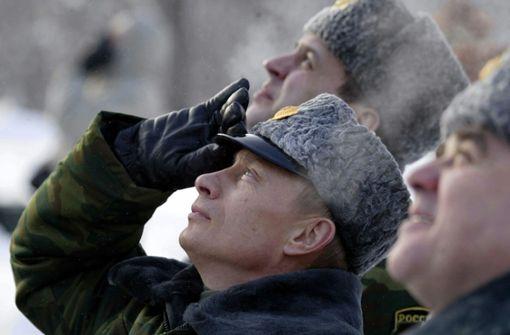20 Mal schneller als der Schall –   Russland hat eine Hyperschallrakete