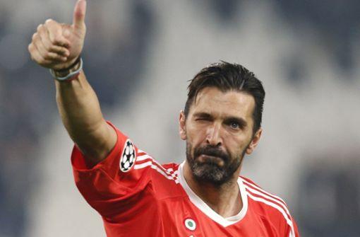 Torwart-Legende zurück bei Juventus Turin