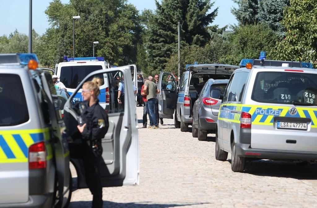 Razzia bei Reichsbürgern: Der Staat muss sich wehrhaft zeigen. Foto: dpa-Zentralbild