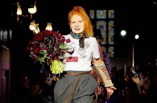Vivienne Westwood feiert 75. Geburtstag