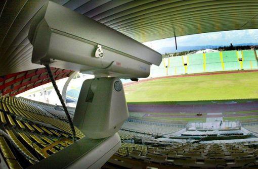 Udinese Calcio testet neues System im Stadion