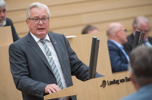 Bernd Gögel als Fraktionschef der AfD bestätigt