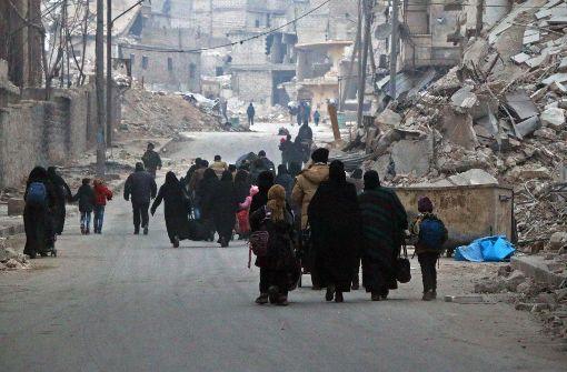 Haus voller Kinder steht laut Unicef unter Beschuss