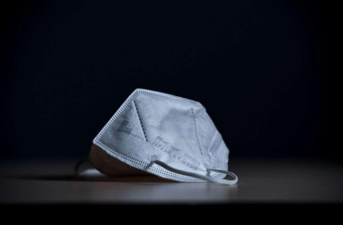 FFP2-Masken haben eine bessere Schutzwirkung als Alltagsmasken. (Symbolbild) Foto: LICHTGUT/Leif Piechowski/Leif Piechowski
