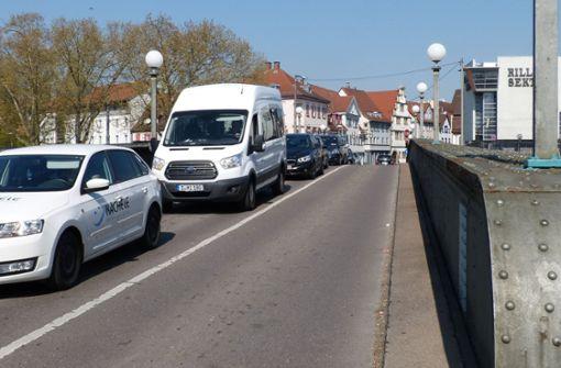 Wilhelmsbrücke ab 2021 ohne Autos