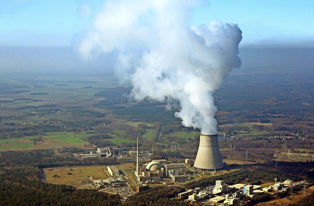 Die Revision im Atommeiler Neckarwestheim II wurde auf das dritte Quartal vorgezogen. Das hat die Ertragsrechnung belastet. Foto: dpa