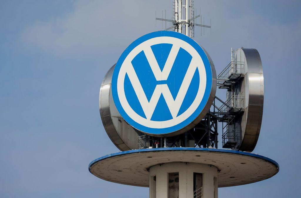 Volkswagen hat ein Foto der Klimaaktivistin Greta Thunberg von seinen Internetseiten entfernt Foto: picture alliance/dpa/Moritz Frankenberg