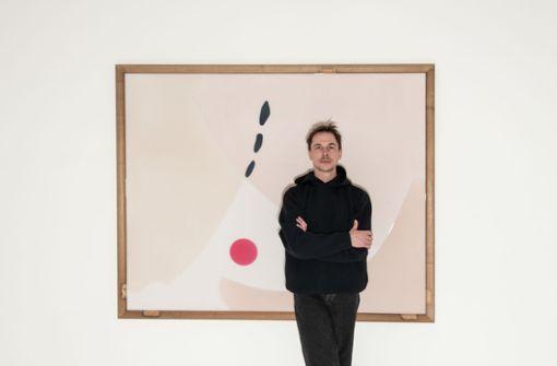 Thomas Lempertz macht aus Ballettstangen Kunst
