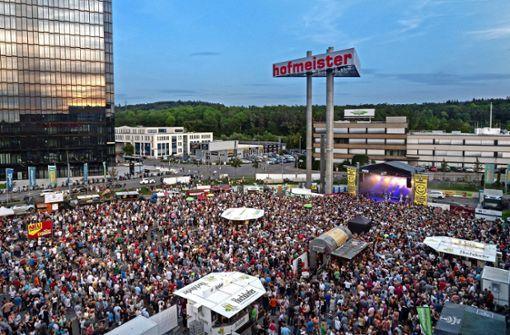 """Die """"Sindelfingen-rockt""""-Fans geben nicht auf"""