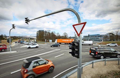 Wieder zügig vom Neckartal zur Autobahn