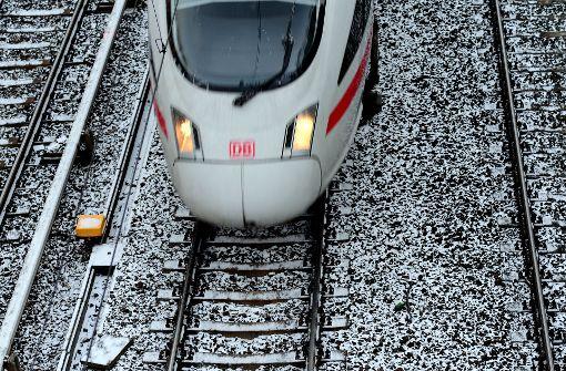 In der Bahn reist man am sichersten