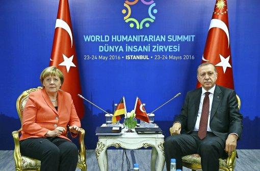 Unruhe in der Türkei schadet auch Deutschland