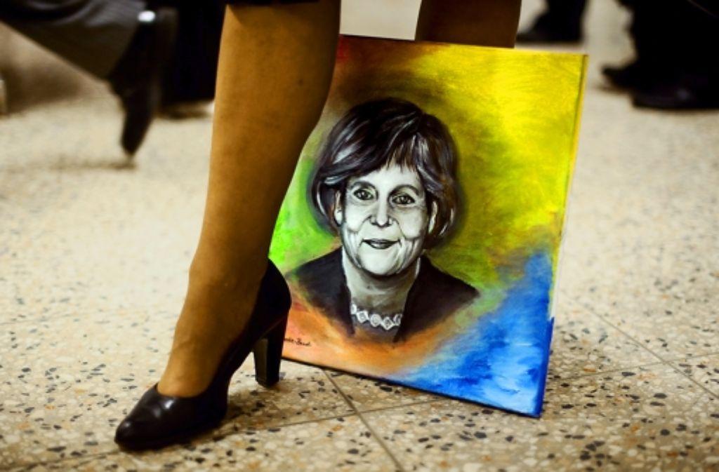 Die CDU und die Frauen – trotz Kanzlerin eine schwierige Beziehung. Foto: dpa