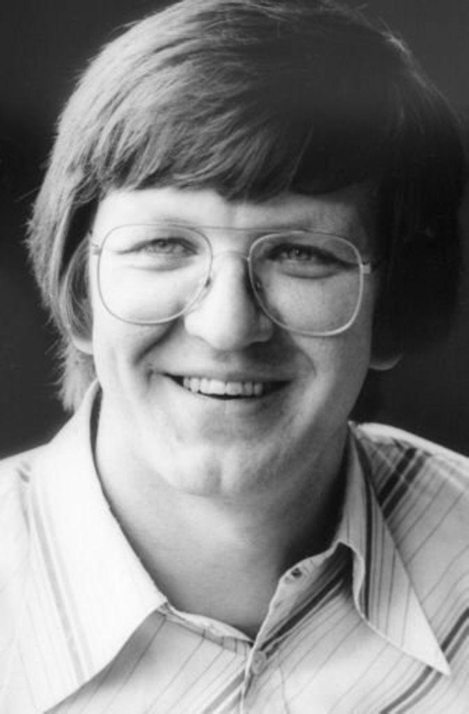 In den 1968er-Wirren habe er sich als junger Student in linksradikale K-Gruppen an der Uni Hohenheim verirrt. Ein fundamentaler politischer Irrtum, sagt Kretschmann heute. Foto: Archiv