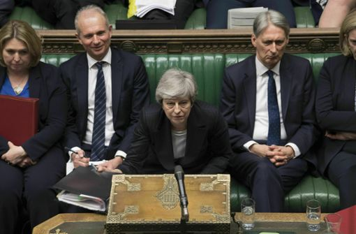 Brexit-Beratungen über weiteres Vorgehen