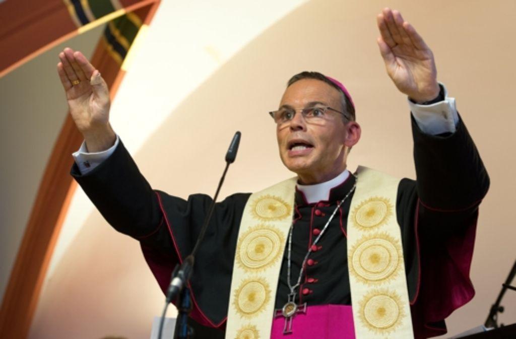 Bischof Franz-Peter Tebartz-van Elst Foto: dpa