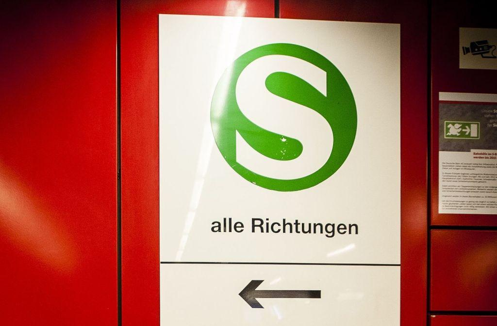 S-Bahn wohin? Ein Notfall in einem Zug kann schnell die Stammstrecke blockieren. Foto: Leif Piechowski
