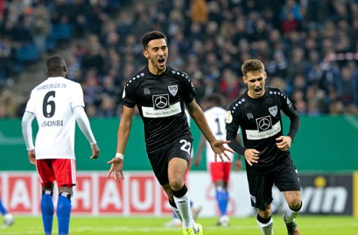Krimi statt Spektakel: VfB gelingt Revanche gegen HSV