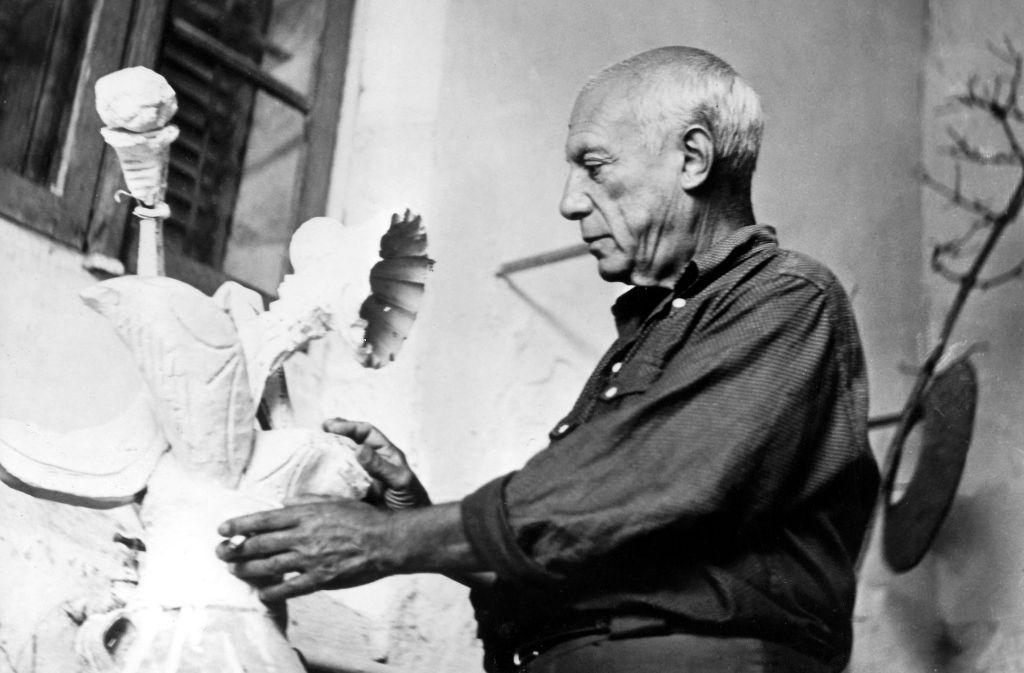 Auch die Werke von Pablo Picasso spielen in Bad Cannstatt eine Rolle. Foto: