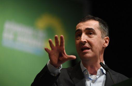 Grünen-Chef fühlt sich von Taxifahrern bedroht