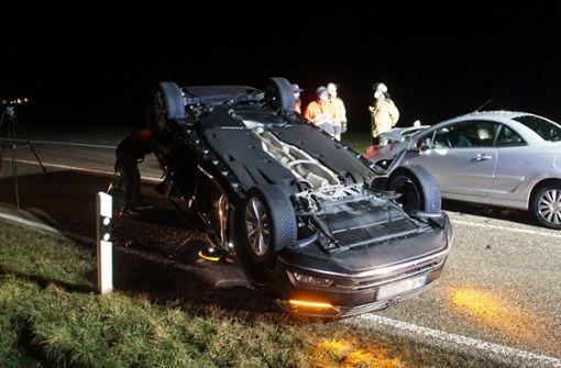 Zwei Unfälle mit drei Verletzten