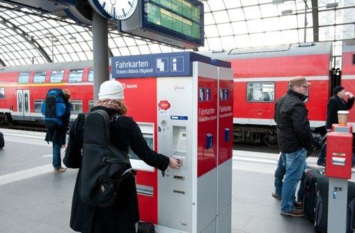 Neue Preise bei der Bahn – das Badebn-Württemberg-Ticket wird deutlich teurer. Foto: dpa