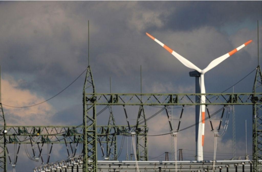 Das Stromnetz der Zukunft muss  erneuerbare Energien integrieren können. Foto: dpa